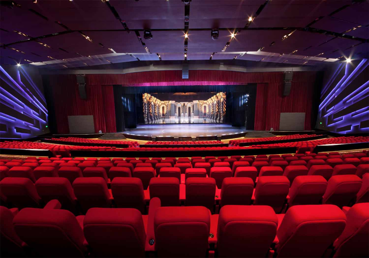 performing arts theater business plan