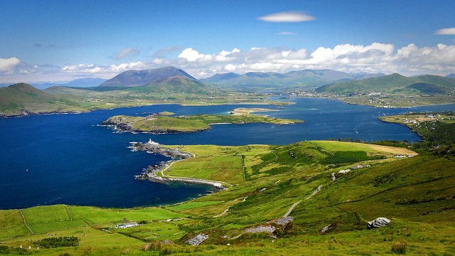 Valentia Island View - Ring of Kerry