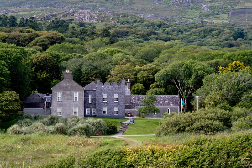 Derrynane House - Ring of Kerry
