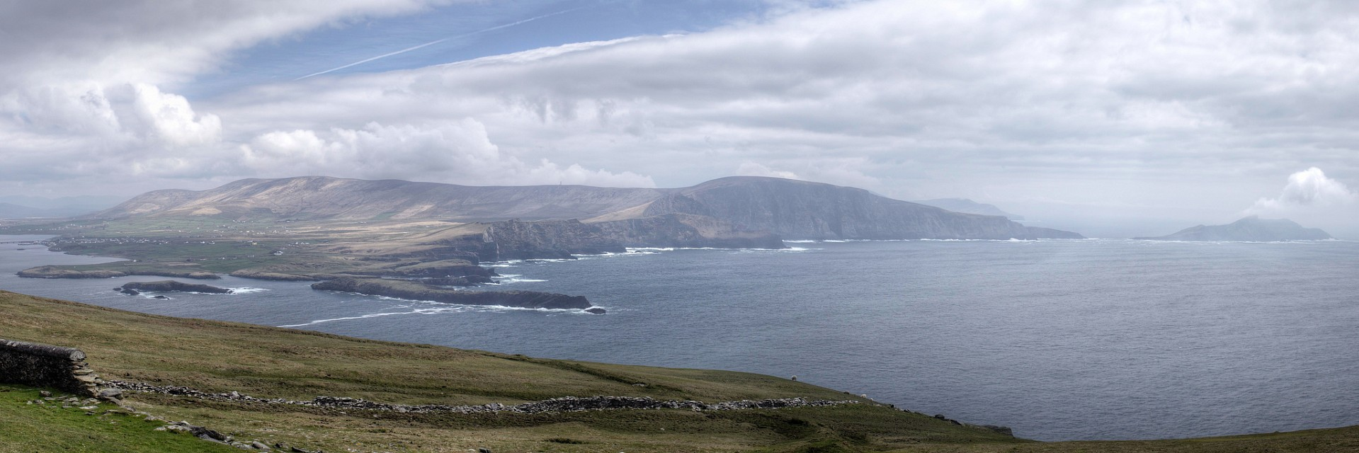 Portmagee and the Cliffs - Ring of Kerry