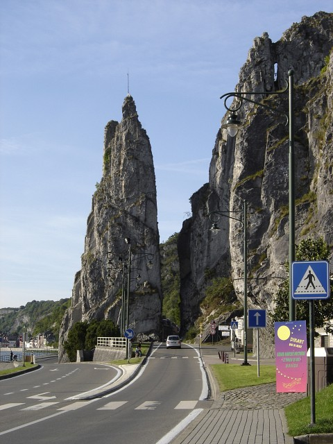 Rock Bayard of Dinant