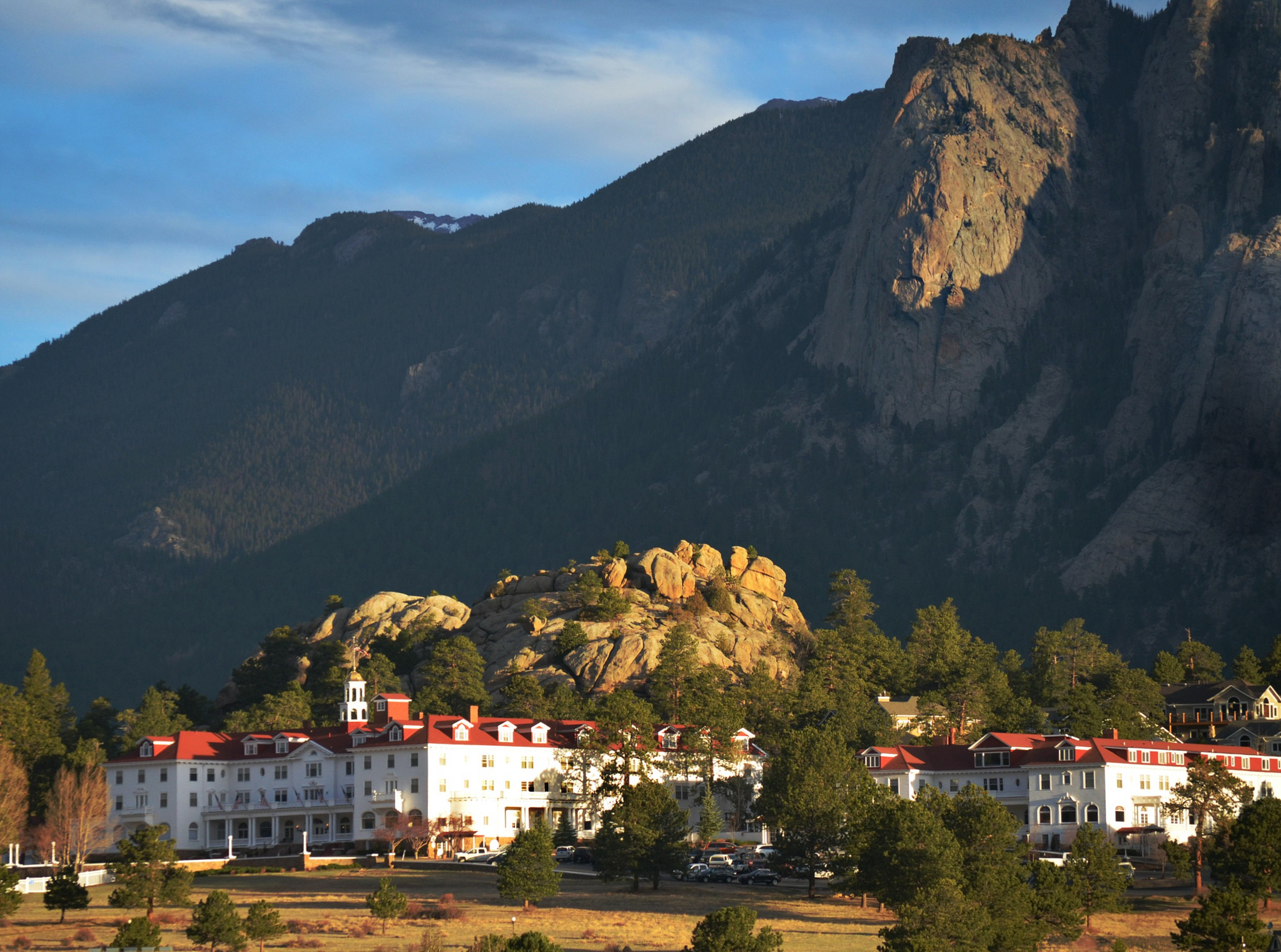 Superior The Stanley Hotel~Estes Park, Colorado   Rocky Mountain National Park