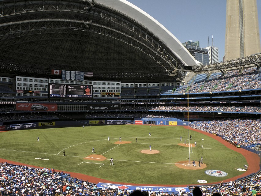 Rogers Centre, Toronto, ON - Rogers Centre