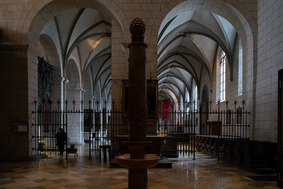 The Dom in Augsburg was very fortunate to survive World War 2 unscathed. Unlike most churches in Germany it has an appropriate feel of old world heritage. - Roman Catholic Diocese of Augsburg