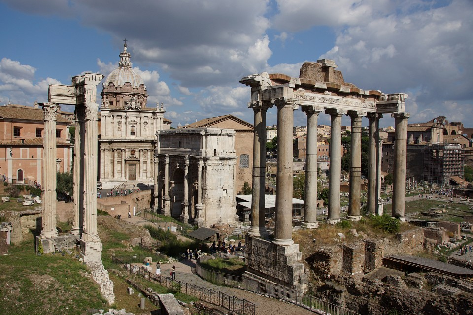 To Rome, with love - Rome