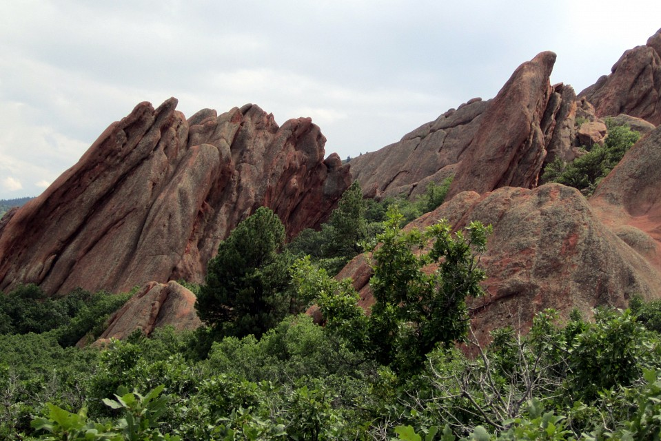 Colorado: Roxborough State Park - Roxborough State Park