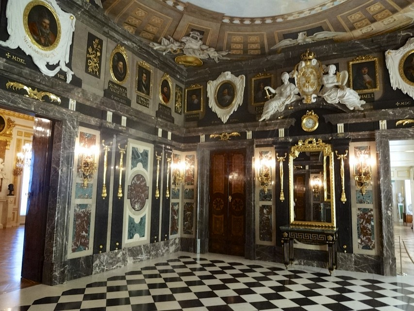 Marble Chamber - Royal Castle Warsaw