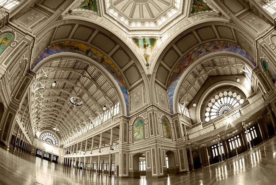 Exhibitionism - Royal Exhibition Building