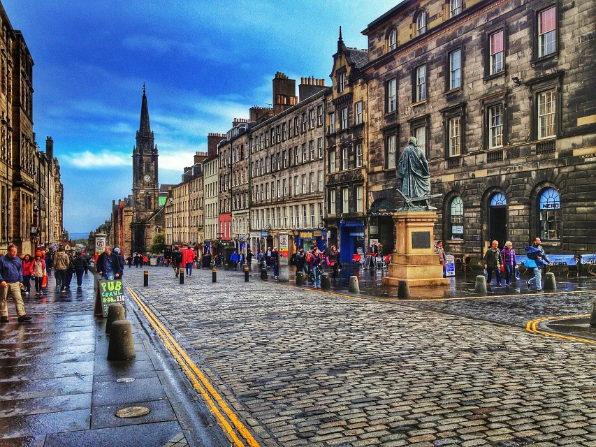 The Royal Mile - iPhone - Royal Mile