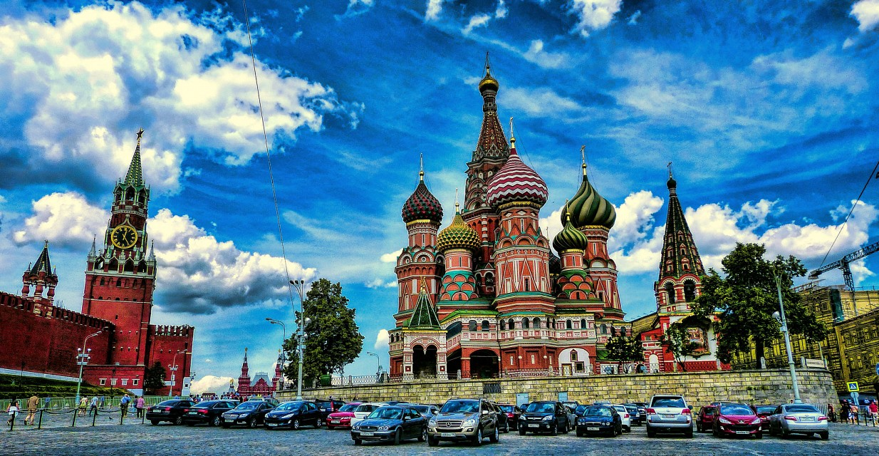 Colors of Russia - Russia