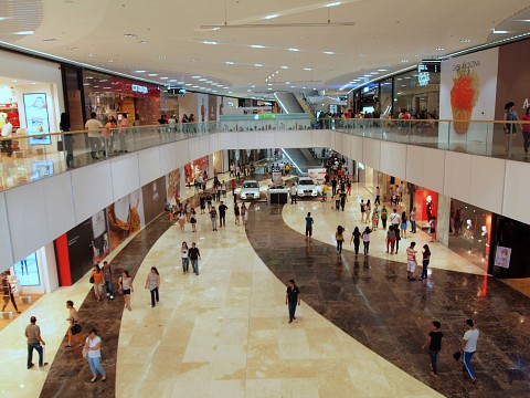 Shopping Mall in Taguig