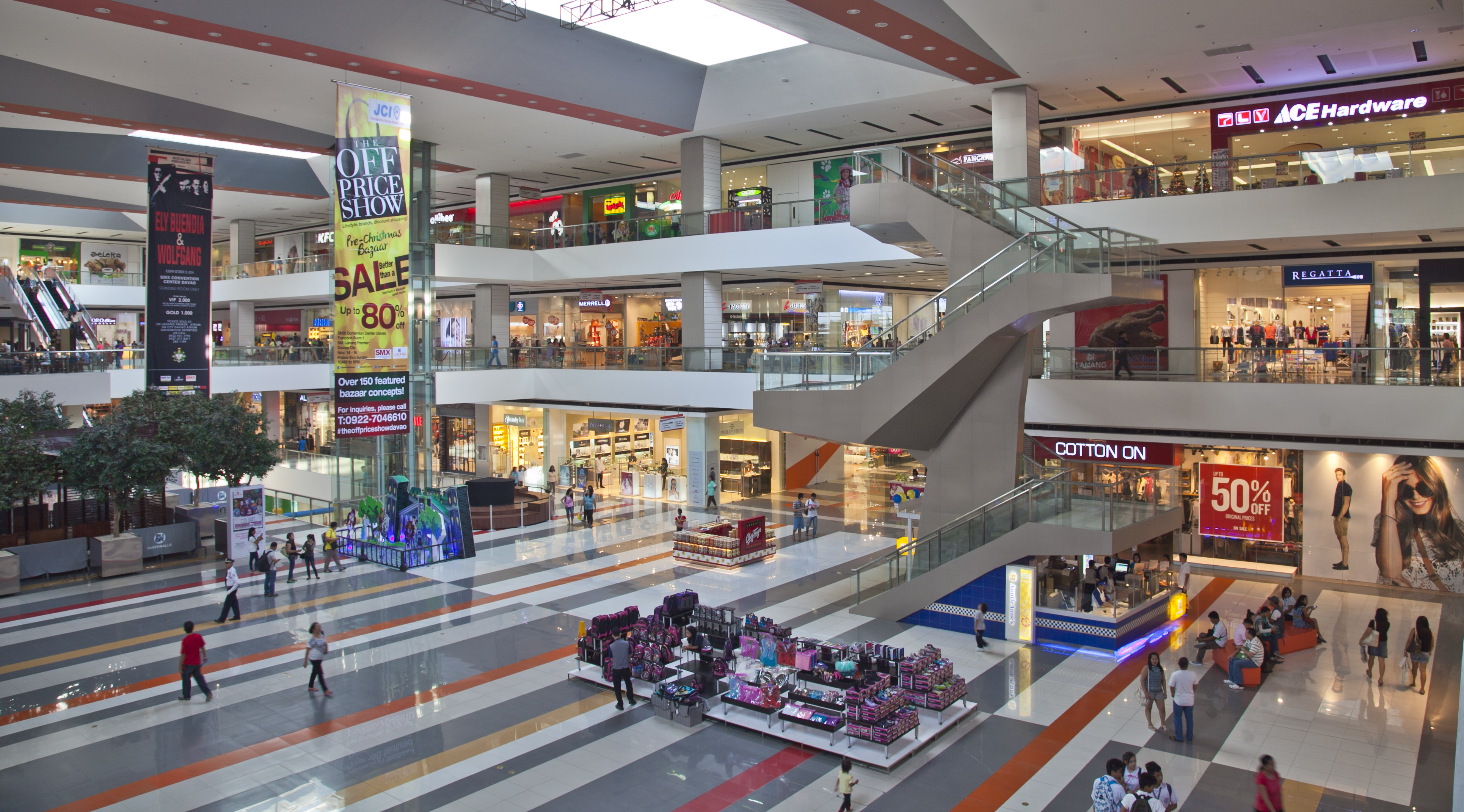 Shopping Mall In Davao