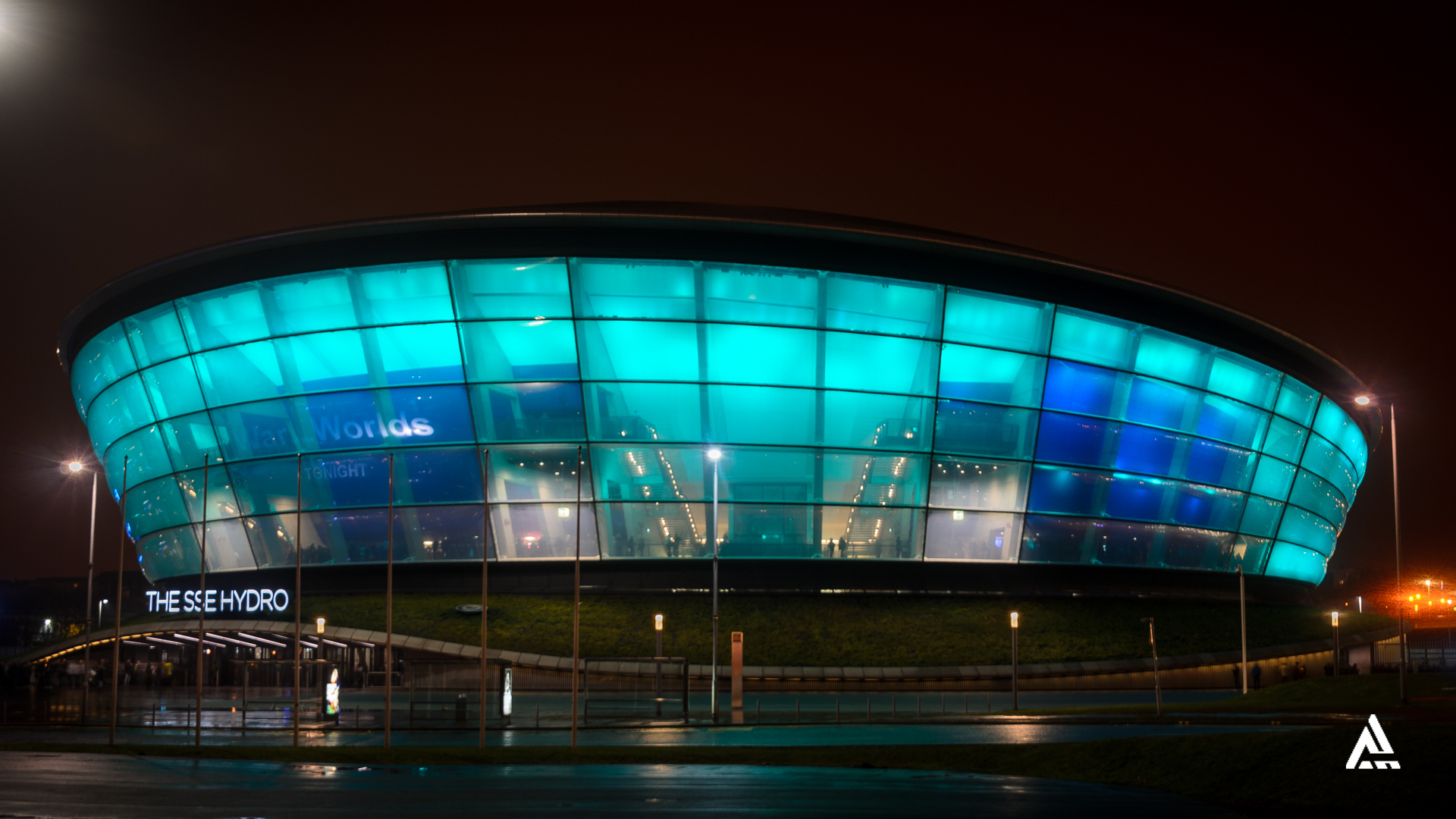 SSE Hydro - Arena in Glasgow - Thousand Wonders