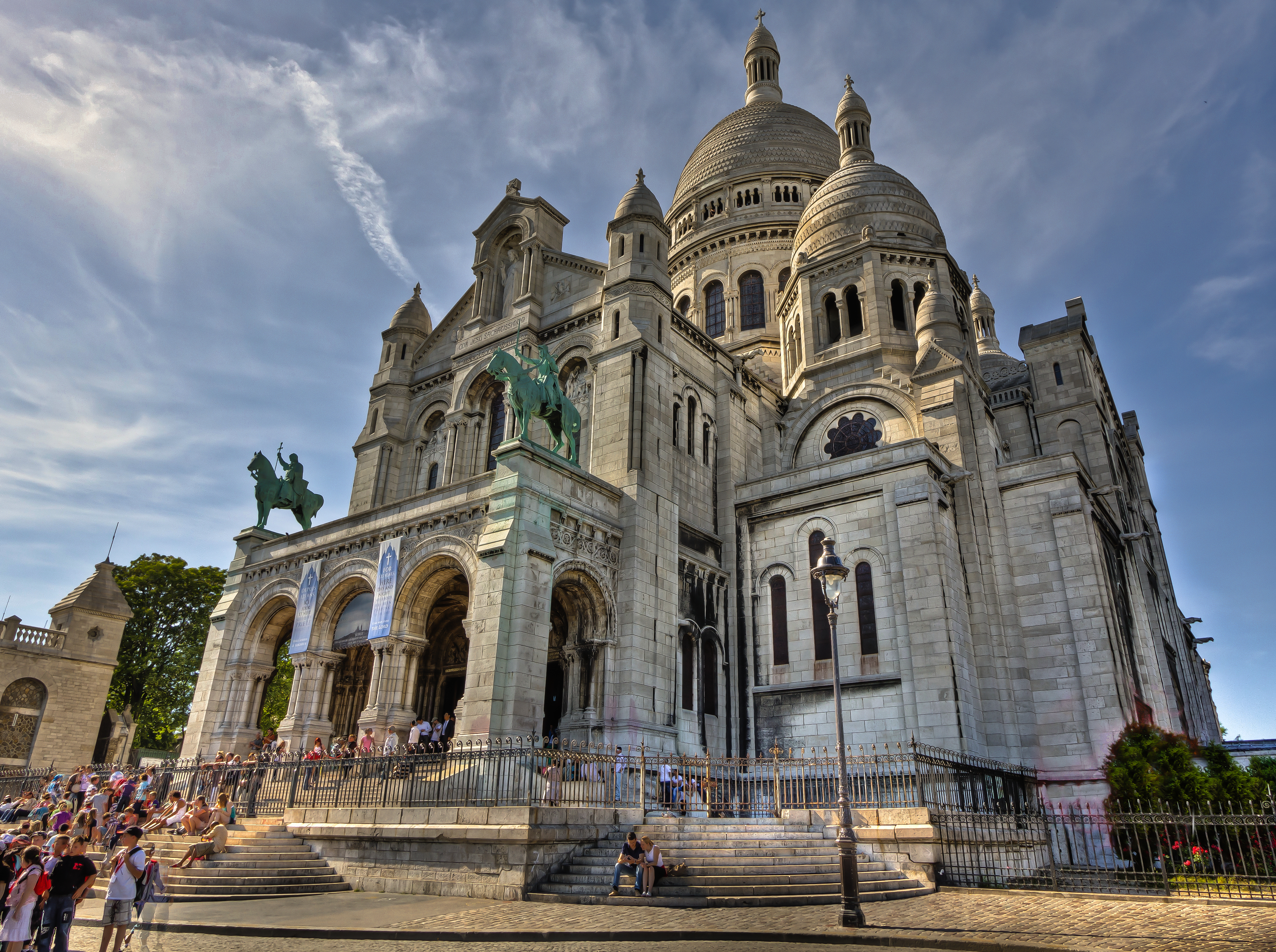 Sacre Coeur Church In Paris Thousand Wonders