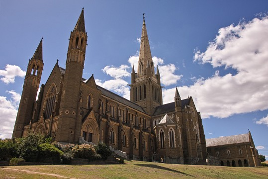Sacred Heart Cathedral Bendigo