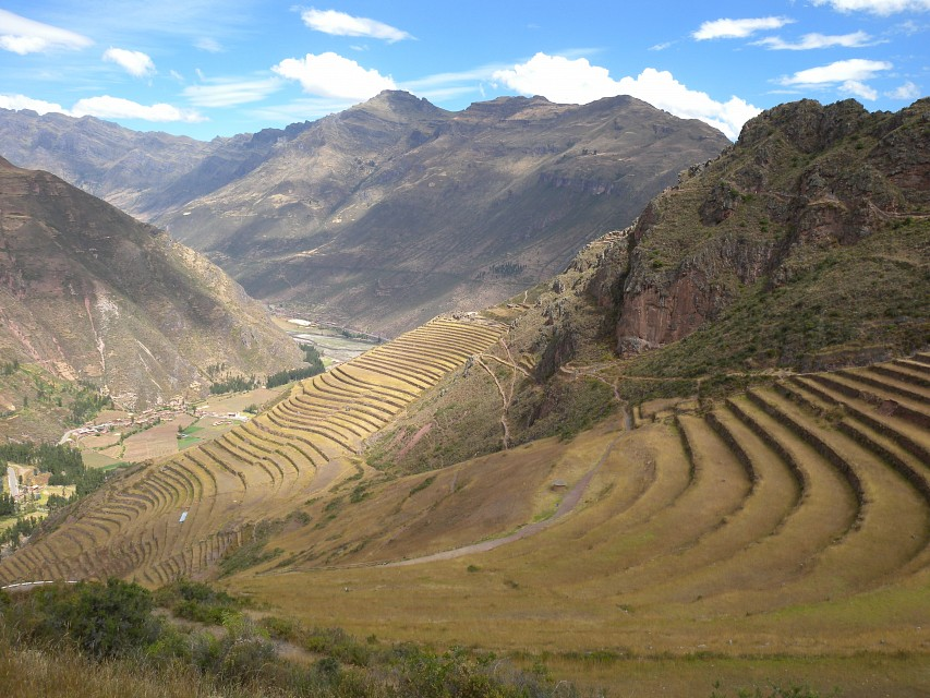 Terraces - Sacred Valley
