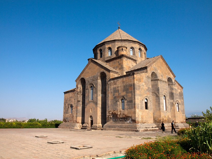 Armenia - St. Hripsime - Saint Hripsime Church