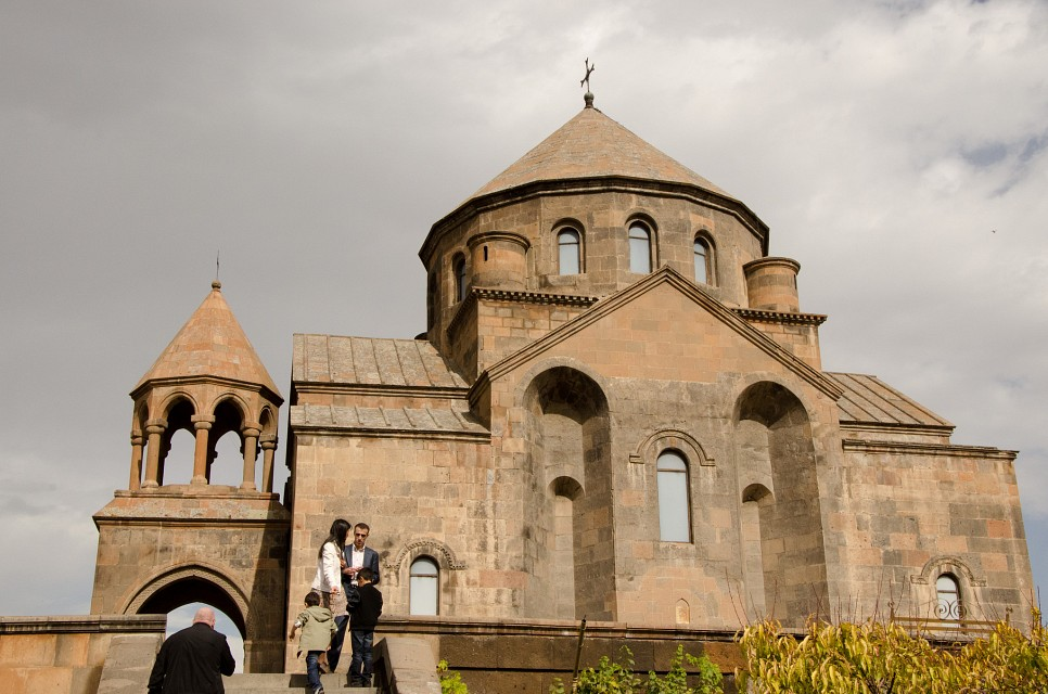Saint Hripsime Church, Echmiadzin - Saint Hripsime Church