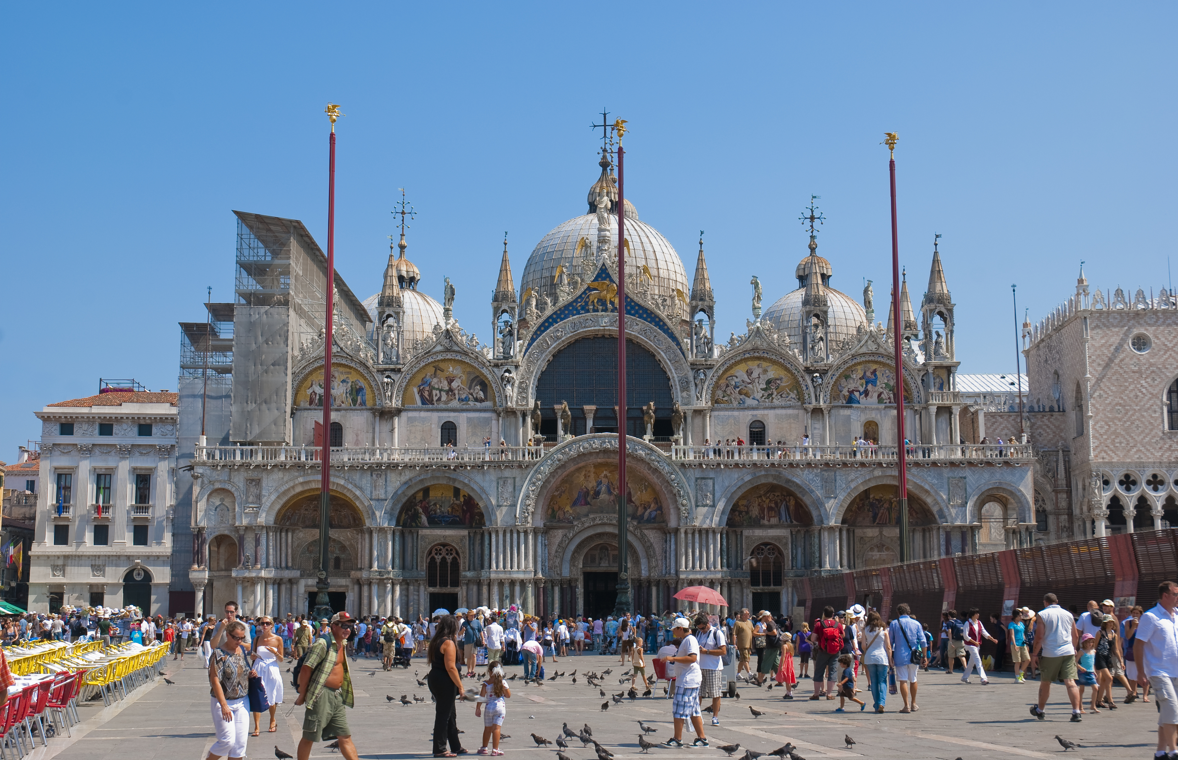 San Marco is a cathedral in Venice. Description, history and interesting facts