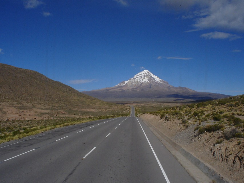 Sajama - Sajama National Park