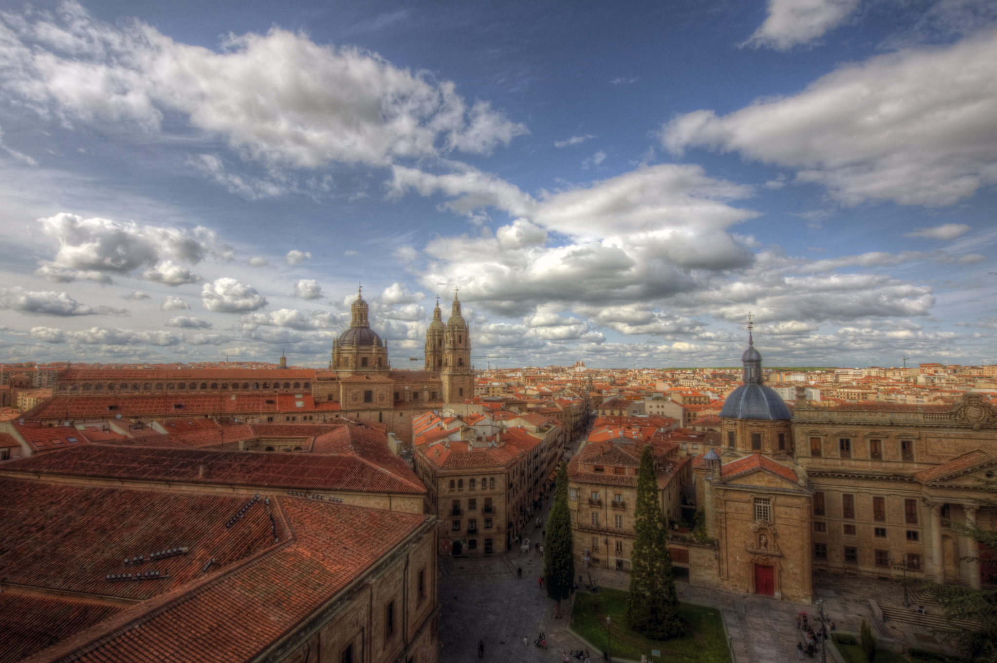Salamanca city in spain sightseeing and landmarks - On salamanca ...