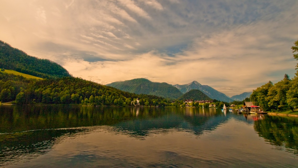 Lake District, Austria - Salzkammergut