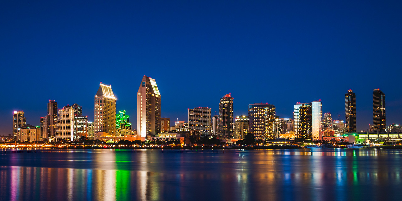San Diego City In California Sightseeing And Landmarks