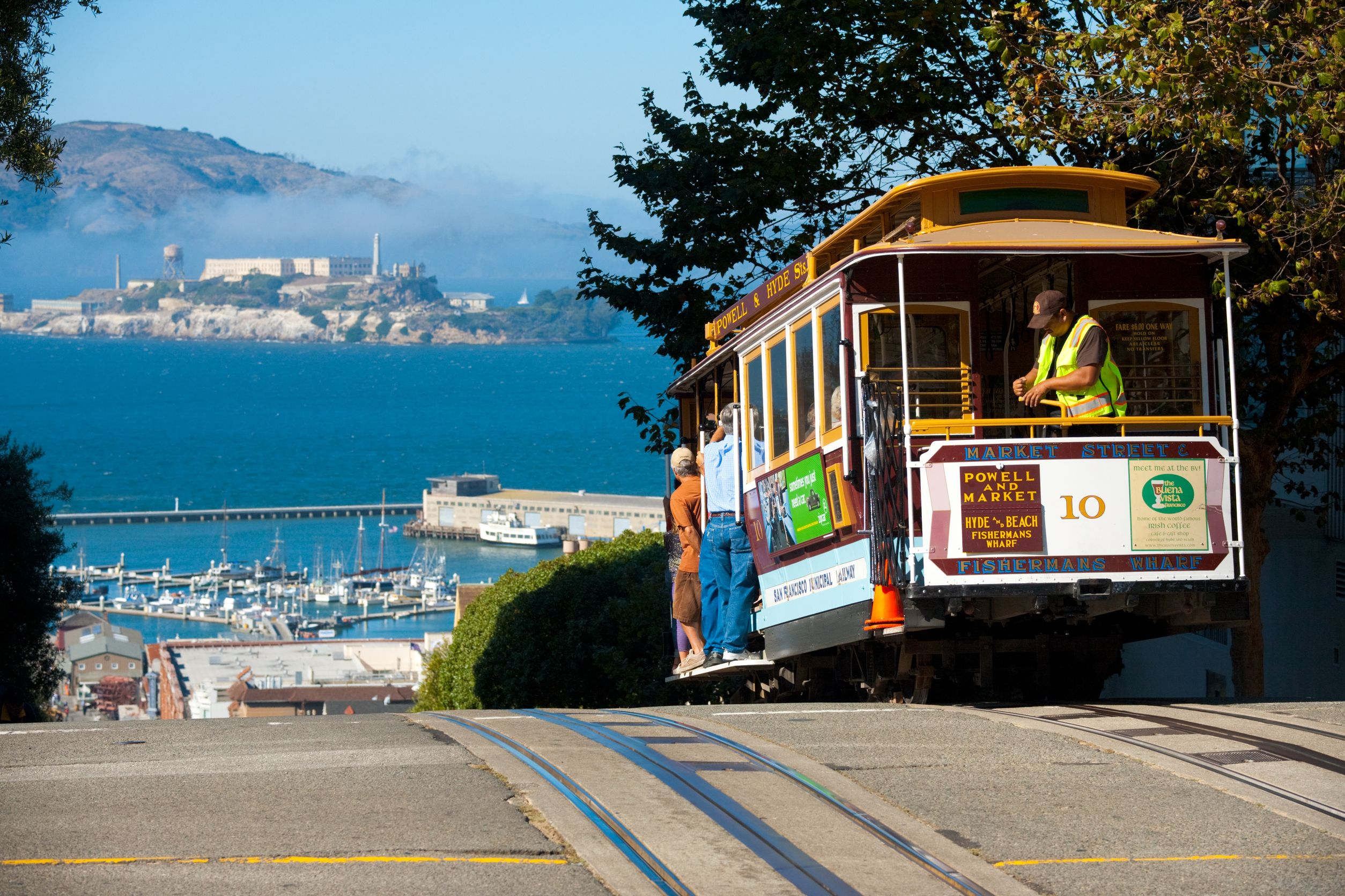 san francisco cable cars in san francisco thousand wonders