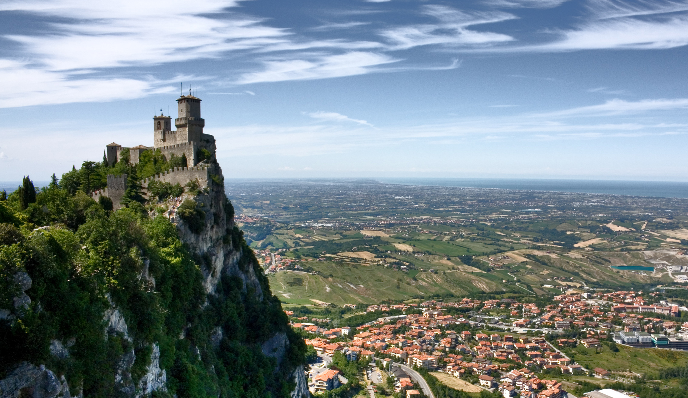 San Marino - Thousand Wonders