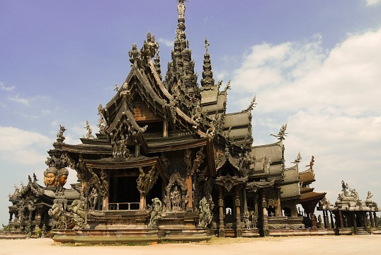 Sanctuary of Truth -