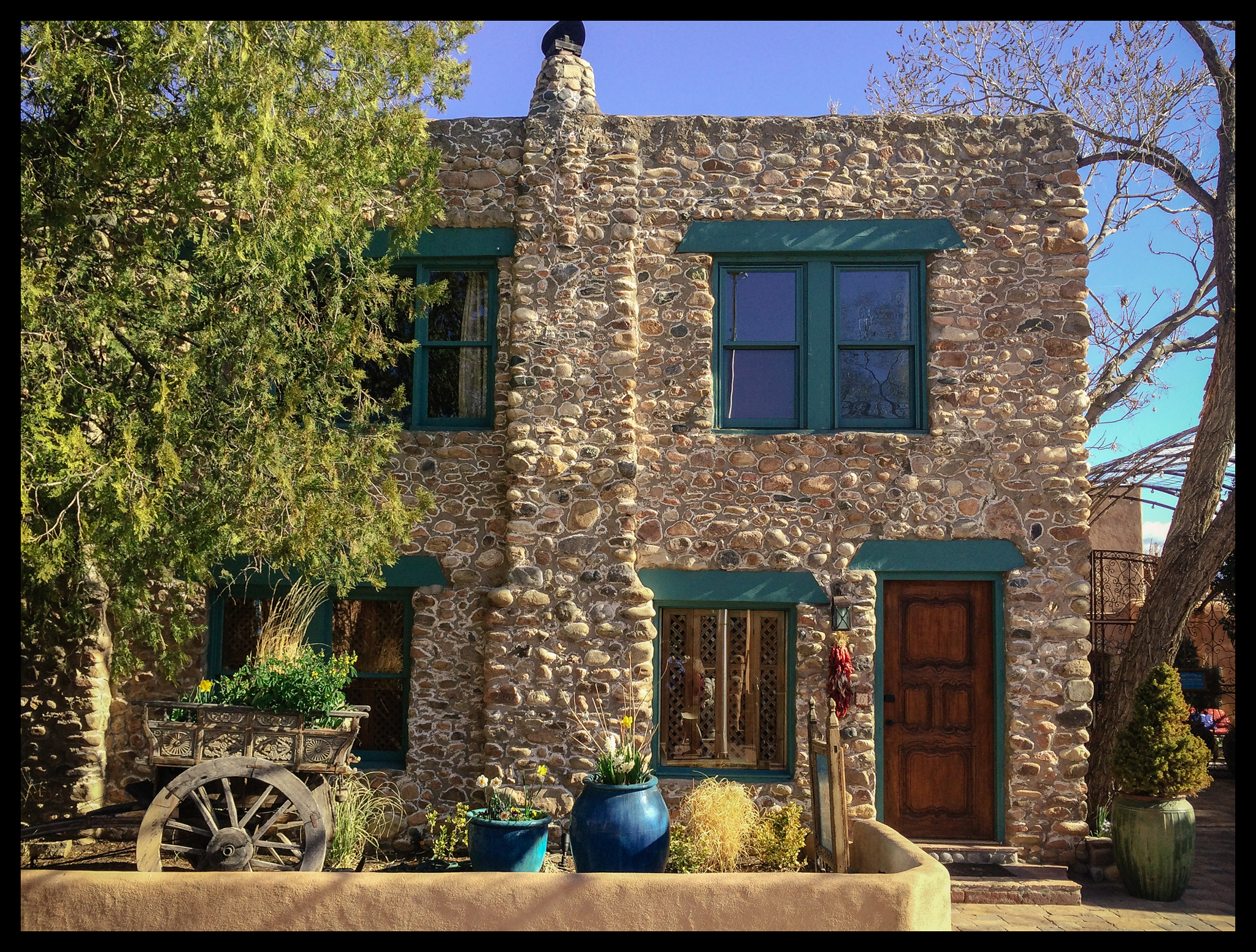 Santa Fe Town in United States Thousand Wonders