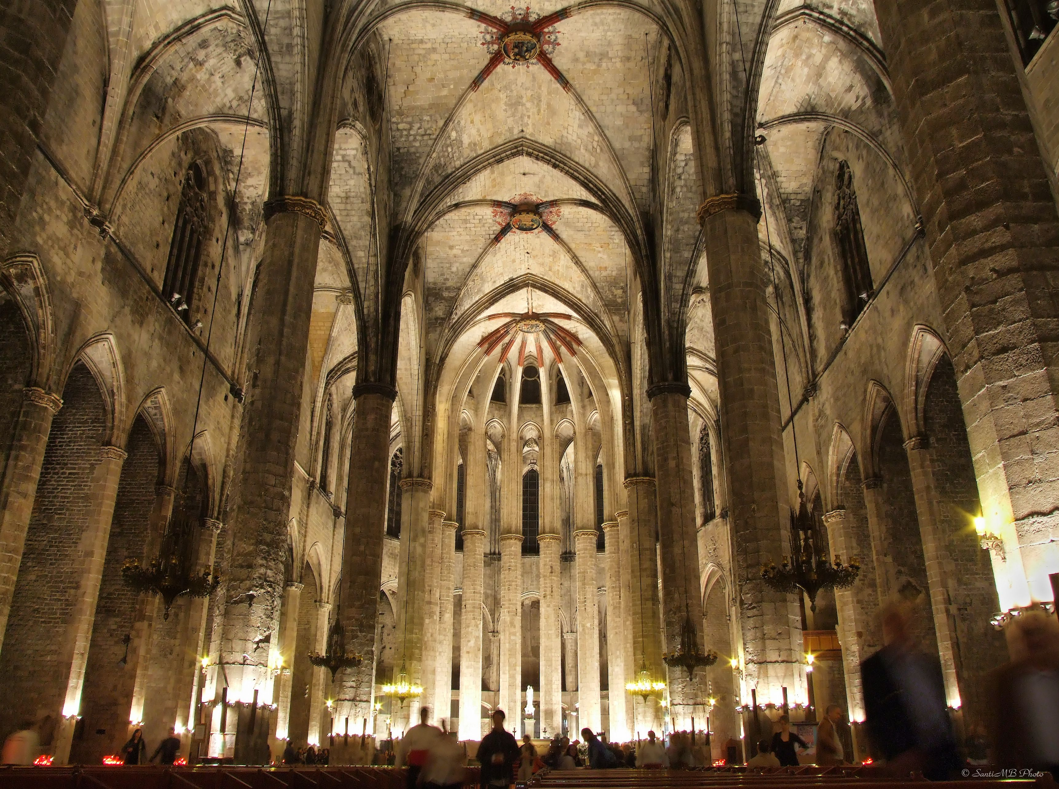 Santa Maria del Mar - Church in Barcelona - Thousand Wonders