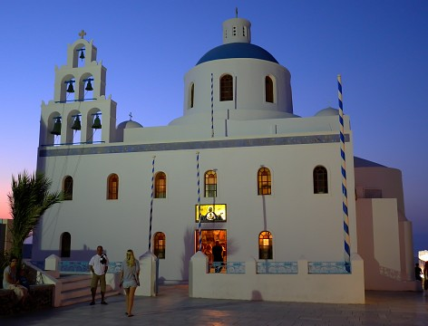 Church Panagia of Platsani