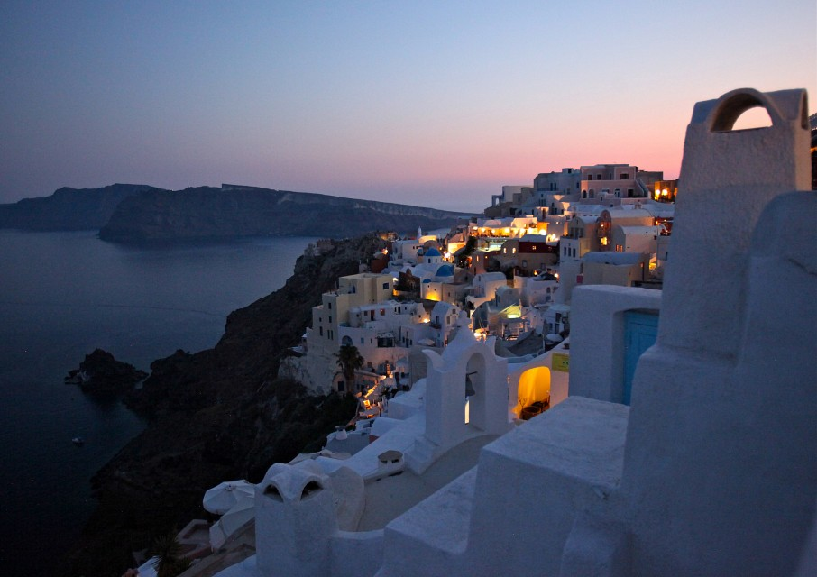 Santorini after Sunset - Santorini