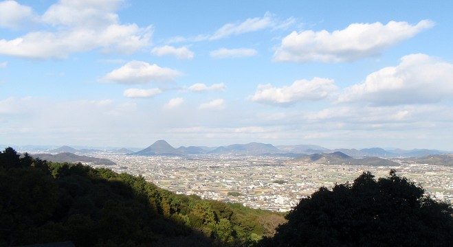 Sanuki Mountains