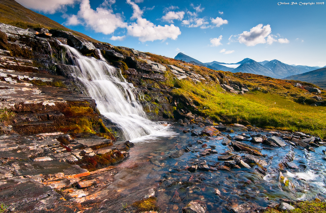 Sarek National Park National Park In Sweden Thousand Wonders - Sweden map trekking