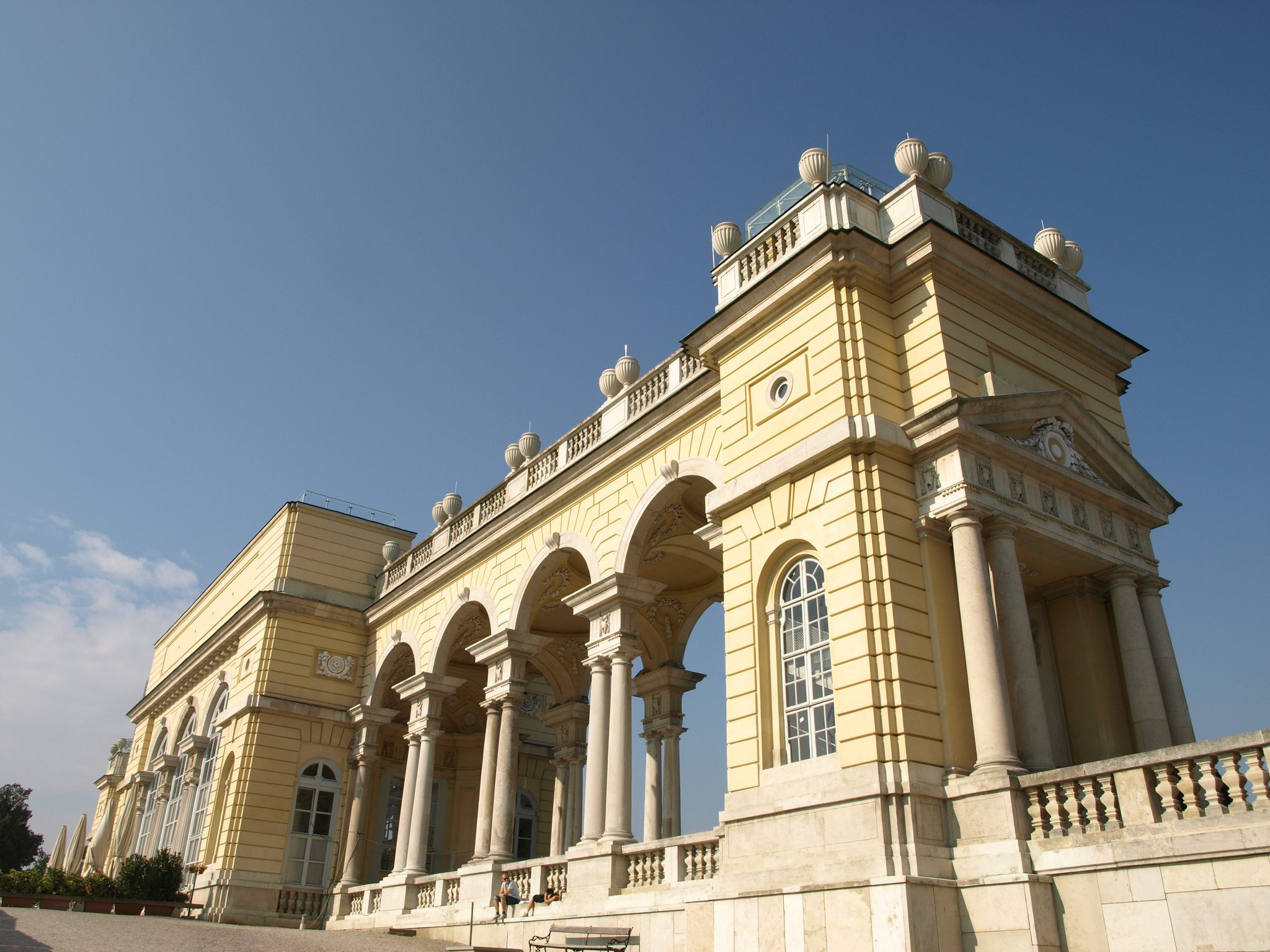 Schonbrunn Palace Palace In Vienna Thousand Wonders
