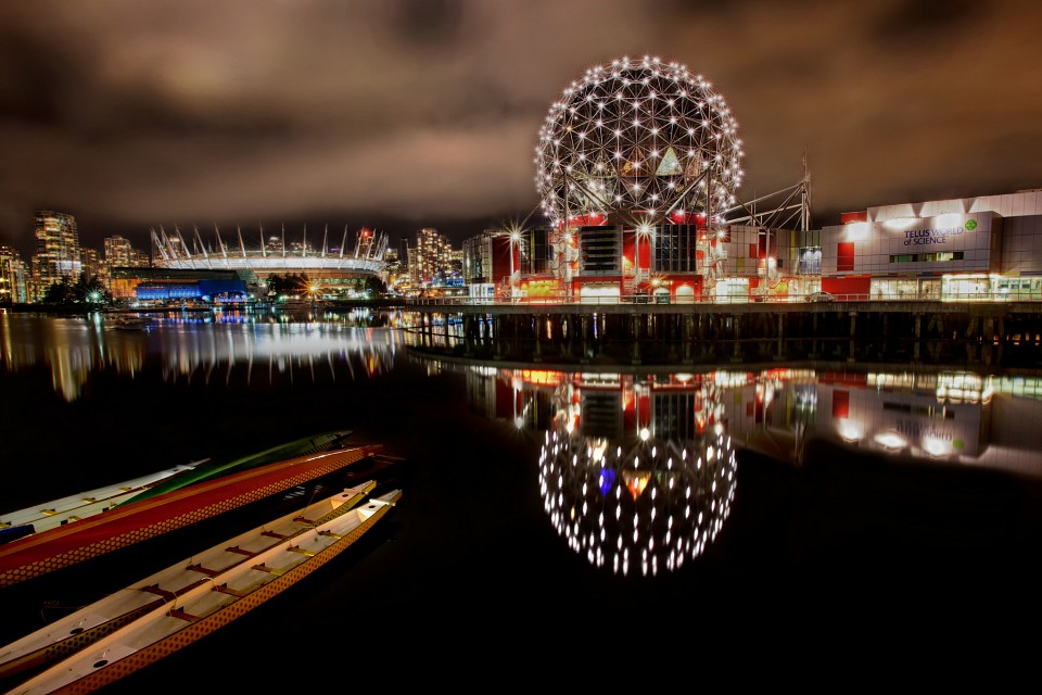 Telus World of Science - Science World Vancouver