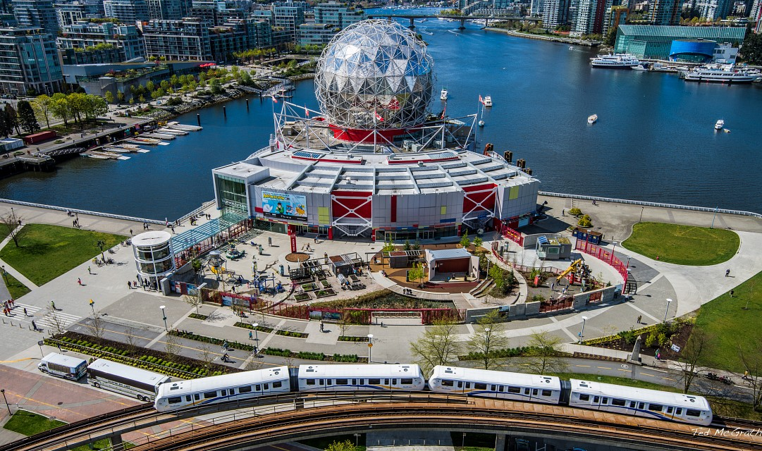 2015 - Vancouver - Science World - Science World Vancouver