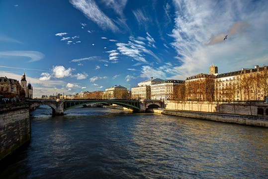 Seine River -