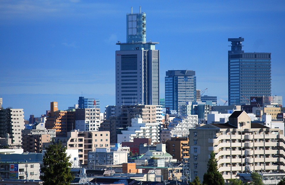 blue city - Sendai