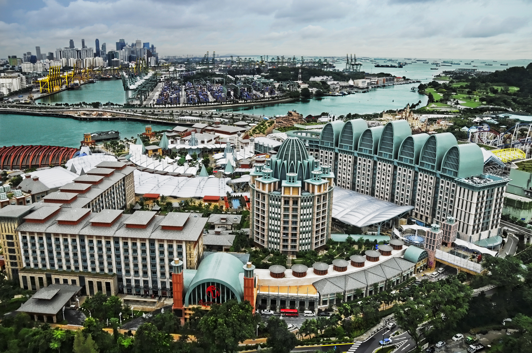 Universal Studios Singapore - Ticket Prices, Opening Hours etc