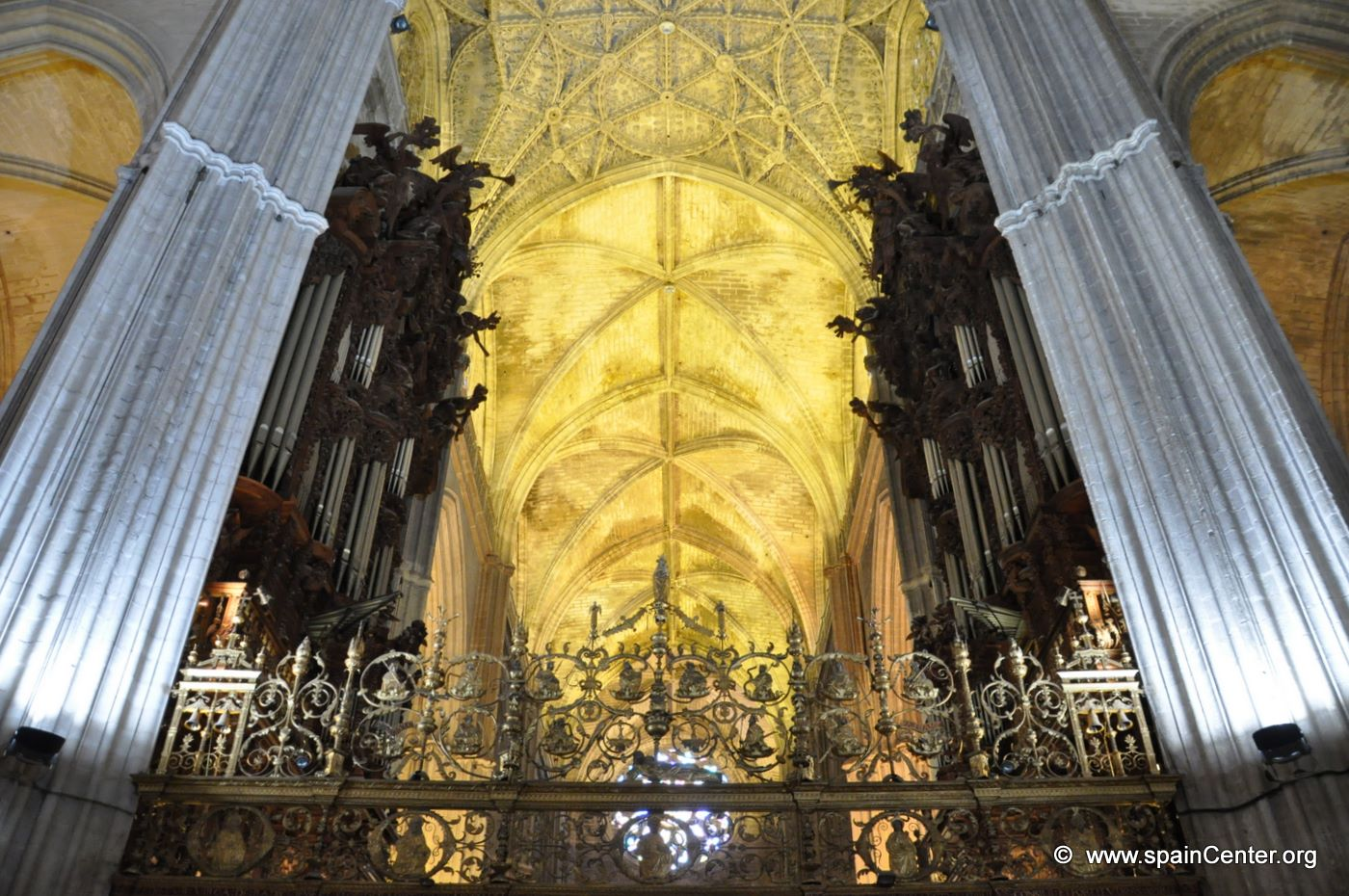 Seville Cathedral - Church in Spain - Thousand Wonders