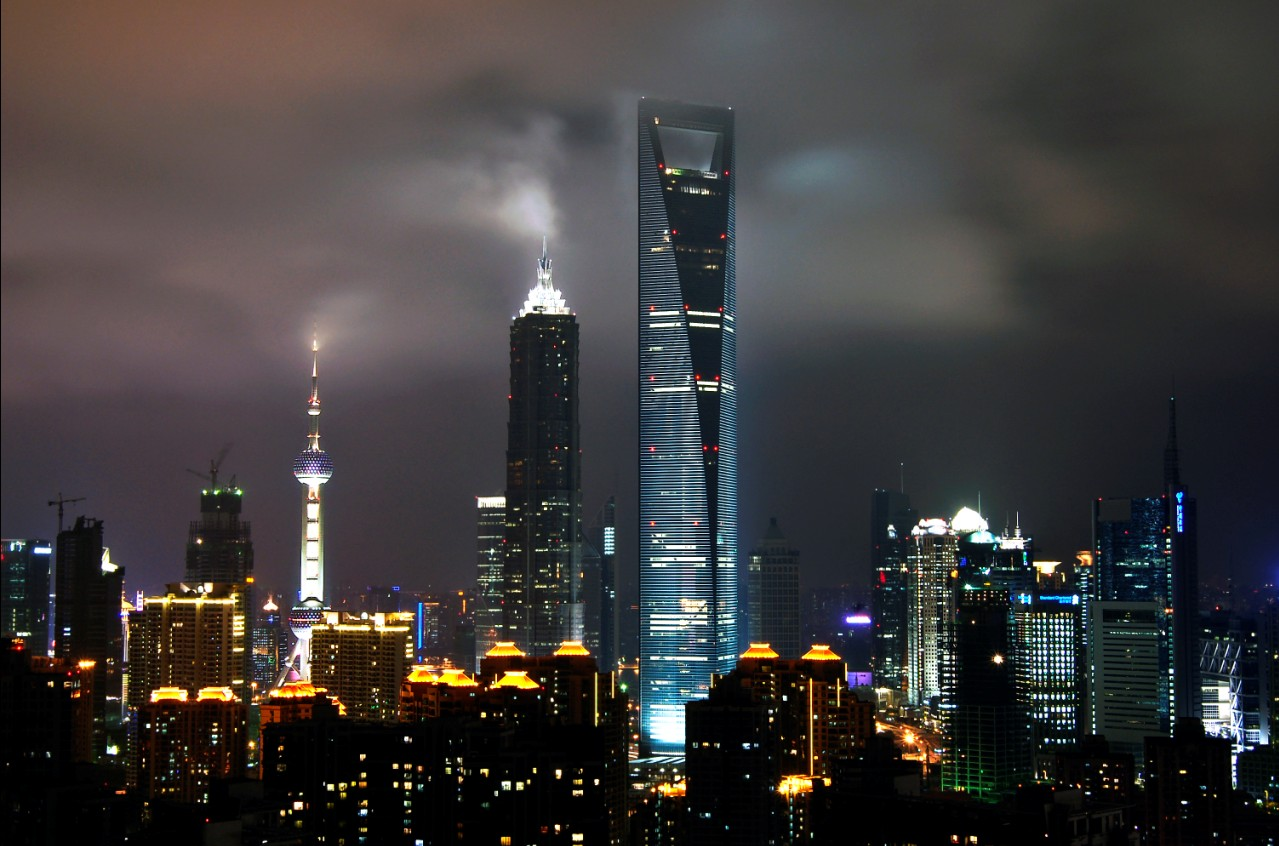 Image result for Shanghai World Financial Centre, China