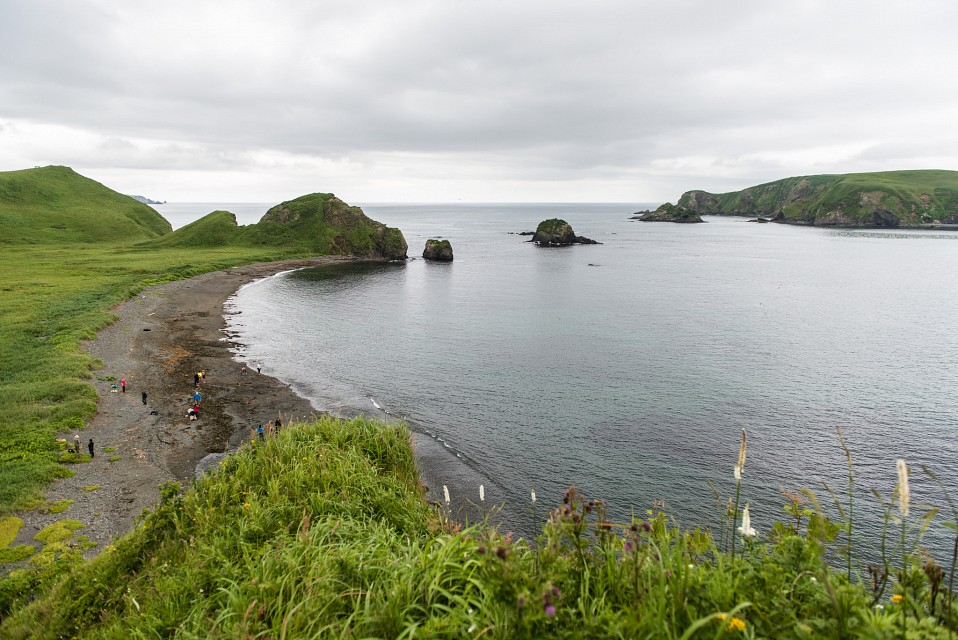 Kuril Islands - Shikotan - Shikotan