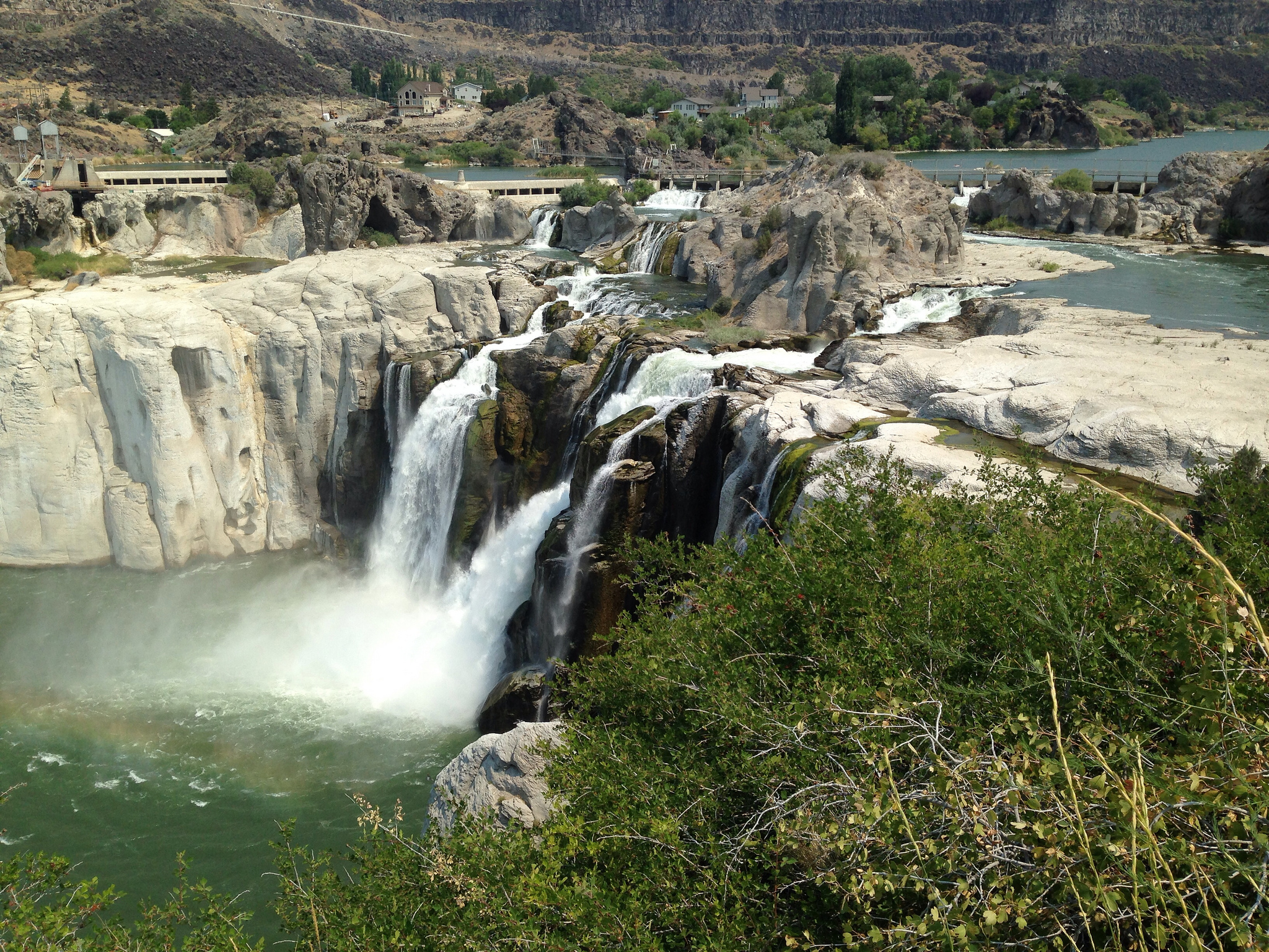 Shoshone Falls - Waterfall in United States - Thousand Wonders