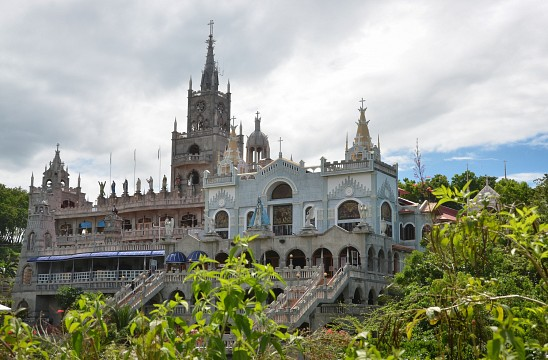 Simala-Lindogon Church Sibonga
