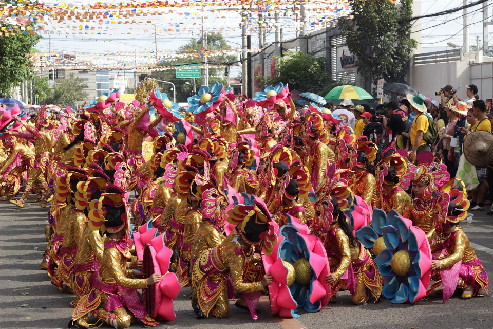 Sinulog Festival. -