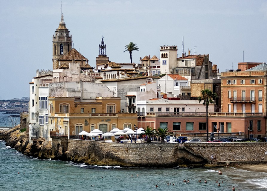 The Sitges Coast - Sitges