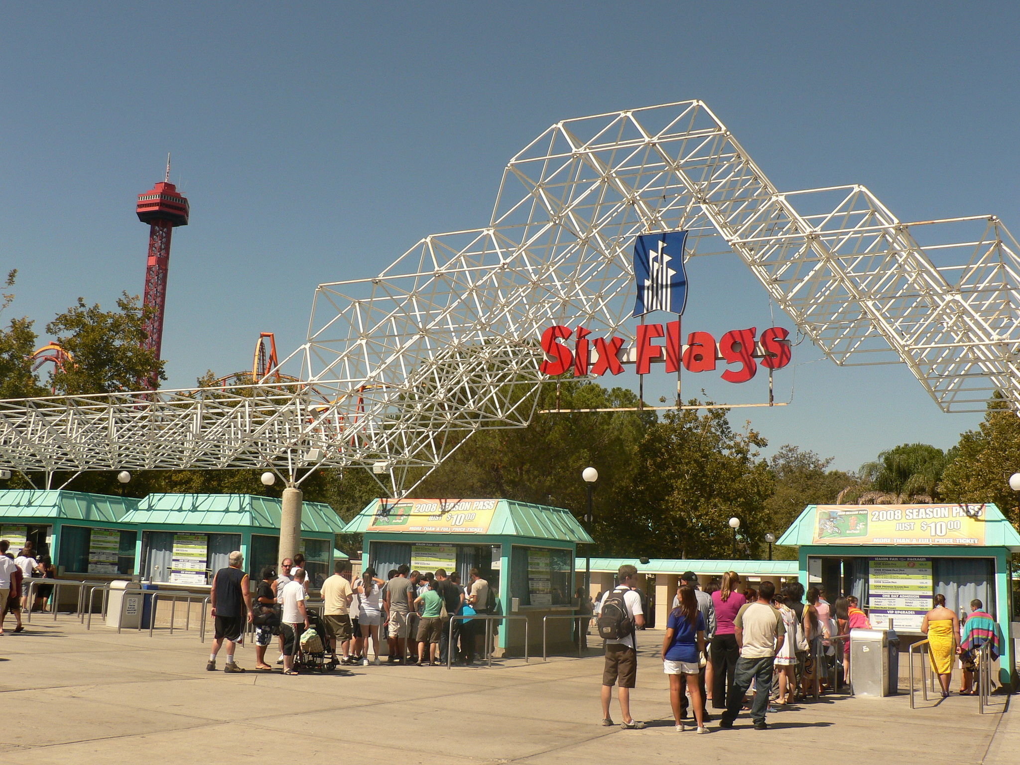 Six Flags Hurricane Harbor Wikipedia Autos Post